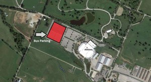 Map of KY Horse Park